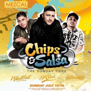 Chips & Salsa - Mezcal Ultra Lounge