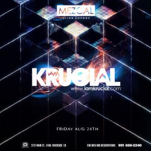 Mezcal Fridays - Mezcal Ultra Lounge