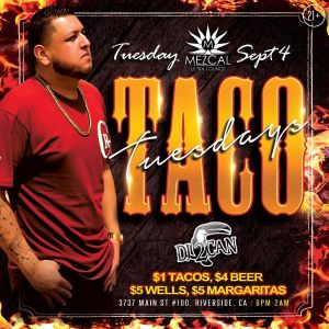 Taco Tuesday - Mezcal Ultra Lounge