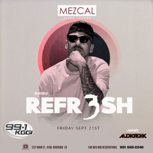 Mezcal Fridays, Friday, September 21st, 2018