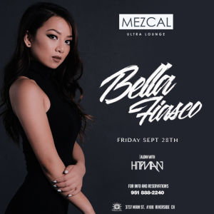 Mezcal Fridays, Friday, September 28th, 2018