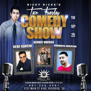 Comedy Show - Mezcal Ultra Lounge