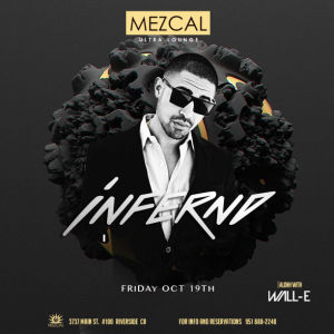 Mezcal Fridays, Friday, October 19th, 2018