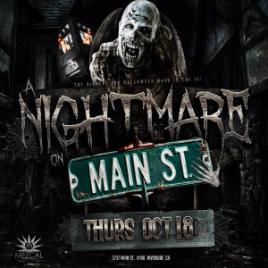 Nightmare on Main St - Mezcal Ultra Lounge