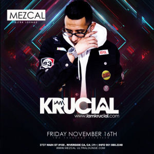 Mezcal Fridays, Friday, November 23rd, 2018