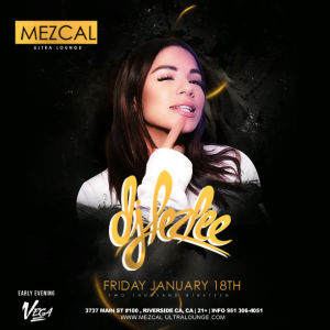 Mezcal Friday, Friday, January 18th, 2019