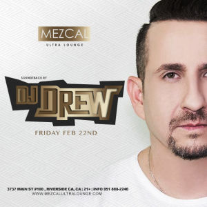Mezcal Friday, Friday, February 22nd, 2019