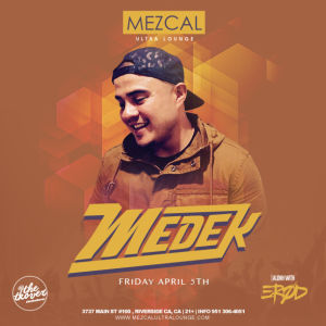 Mezcal Friday, Friday, April 5th, 2019