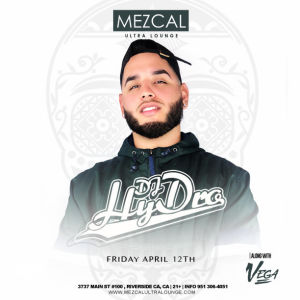 Mezcal Friday, Friday, April 12th, 2019