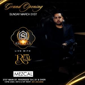 Banda Sunday - Mezcal Ultra Lounge
