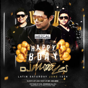 Latin Saturday, Saturday, June 15th, 2019