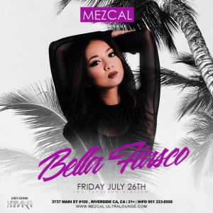 Mezcal Friday, Friday, July 26th, 2019