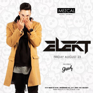 Mezcal Friday, Friday, August 23rd, 2019