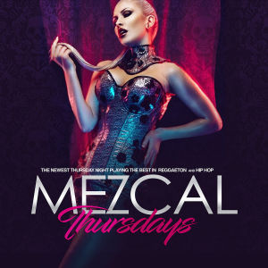 Mezcal Thursday, Thursday, October 24th, 2019