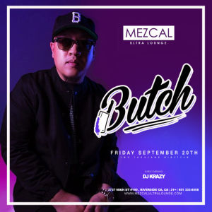 Mezcal Friday, Friday, September 20th, 2019