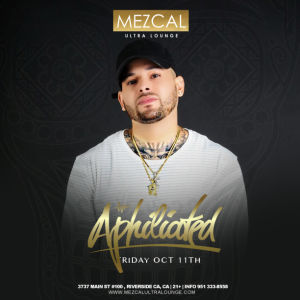 Mezcal Friday, Friday, October 11th, 2019