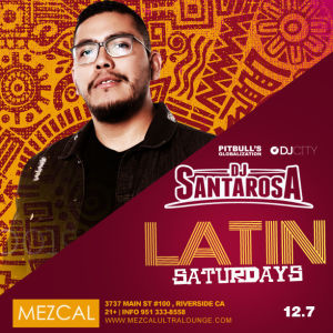 Mezcal Saturday, Saturday, December 7th, 2019