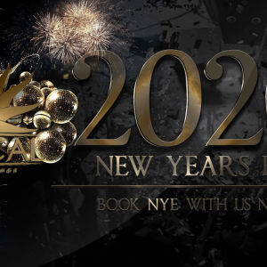 New Years Eve 2020 - Mezcal Ultra Lounge