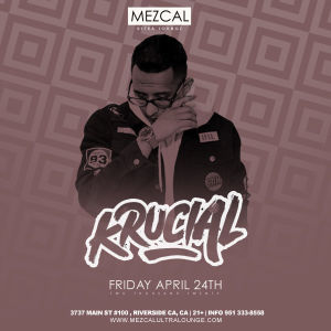 Mezcal Friday, Friday, April 24th, 2020