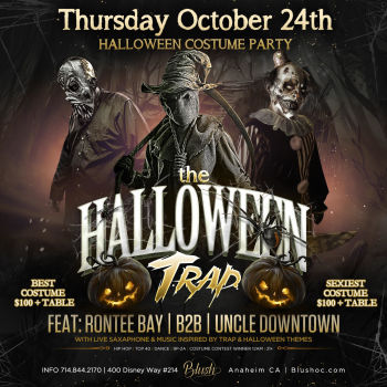 The Halloween Trap - Thu Oct 24