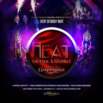 HEAT Saturdays - Sat Jul 3