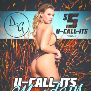 U-Call-Its Mondays