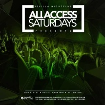 All Access Saturdays