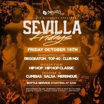 Sevilla Fridays