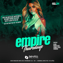 Empire Thursday