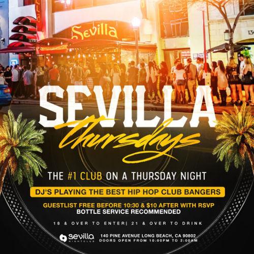 Sevilla Thursdays
