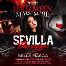 Sevilla Thursday
