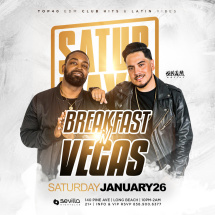 Sold Out Saturdays W/ Breakfastnvegas