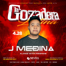 La Gozadera Latina Special Edition: JMedina and Friends