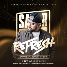 SEXY SATURDAYS with DJ REFRESH SD