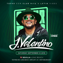 SEXY SATURDAYS with DJ VALENTINO | The Hottest Nights of LBC