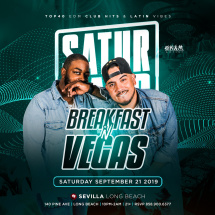 SEXY SATURDAYS with BREAKFAST n VEGAS | ClubWithUs
