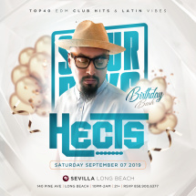 SEXY SATURDAYS with DJ FLOW alongside with DJ HECTS | Let's get wild