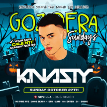 Gozadera Sundays - Your Caliente with DJ K-NASTY
