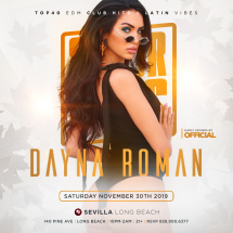 SEXY SATURDAYS WITH DJ DAYNA ROMAN