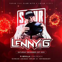 SEXY SATURDAYS WITH DJ LENNY G - The #1 of the Radio