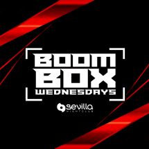 BOOMBOX NIGHTS - HIPHOP 90'S NIGHTS - THROWBACKS ALL NIGHT