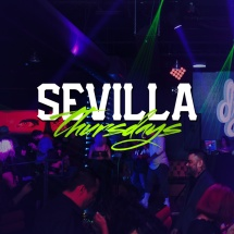 SEVILLA THURSDAYS - HIPHOP NIGHTS WITH DJ VIICIO