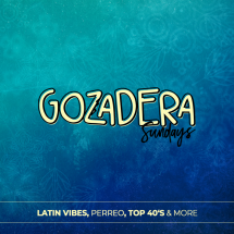 LAST SUNDAY PARTY WITH DJ WOODY AT LA GOZADERA