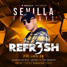 BAILA FRIDAYS WITH DJ R3FRESH DROPPING ALL THE REGGAETON AND HIP HOP HITS