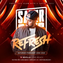 SATURDAY NIGHTS FOR THE GROWN AND SEXY WITH DJ REFRESH