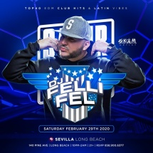 SATURDAY NIGHTS FOR THE GROWN AND SEXY WITH DJ FELLIFEL