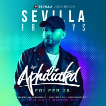 BAILA FRIDAYS WITH DJ APHILIATED DROPPING ALL THE REGGAETON AND HIP HOP HITS