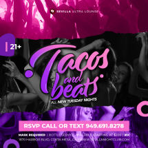 TACOS AND BEATS