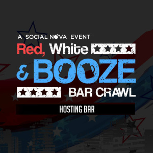 Red White & Booze: Hosting Bar