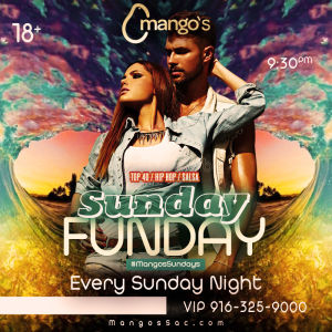 Sunday Funday, Sunday, October 21st, 2018